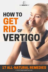 how to get rid of vertigo