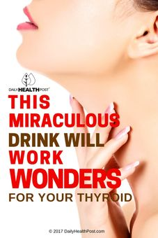 thyroid drink