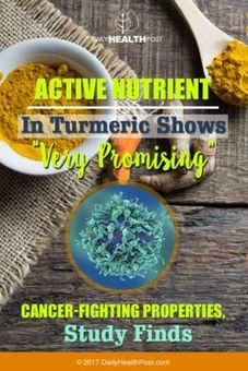 turmeric cancer fighting