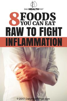 raw foods for inflammation