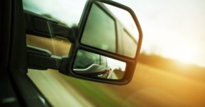 Blind Spot Truck Crash — Who Is at Fault?