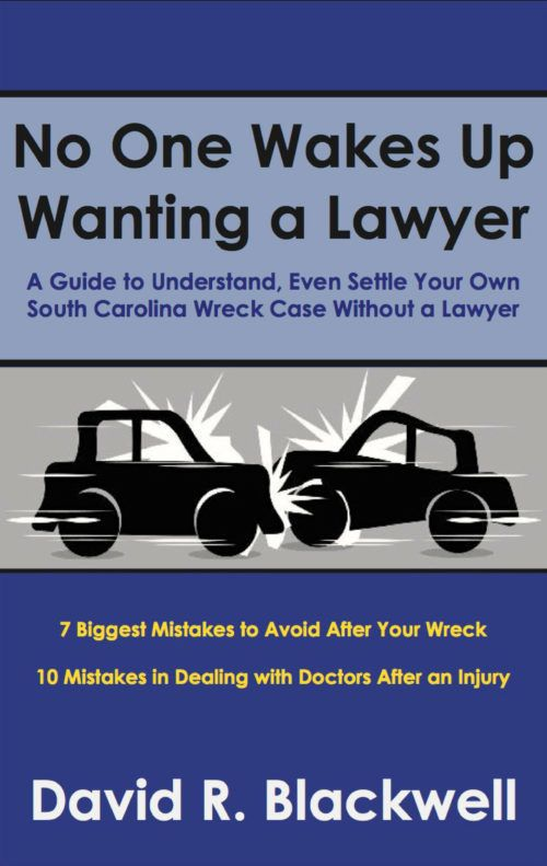 no one wakes up wanting a lawyer by david blackwell