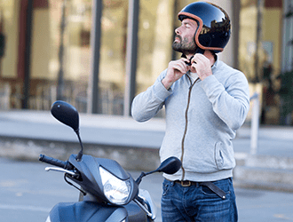 moped accident lawyer - David Blackwell Law