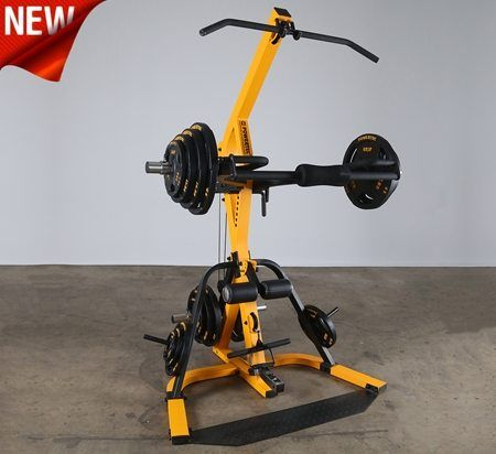 Powertec Workbench Levergym Tower