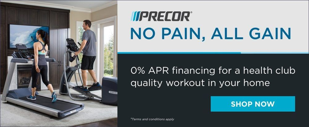 PRECOR 0% APR Financing