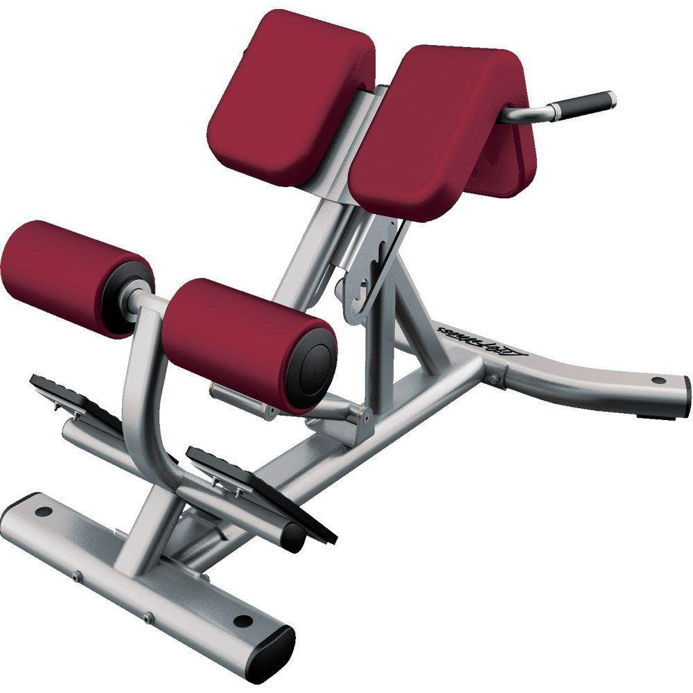 Life Fitness Signature Series Back Extension