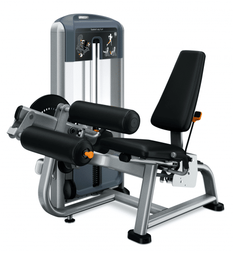 Precor DSL0619 Seated Leg Curl