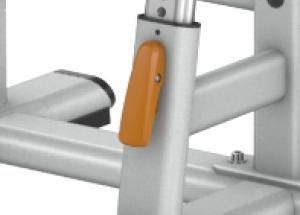 DBR0507 Olympic Shoulder Press- Seat Adjustment