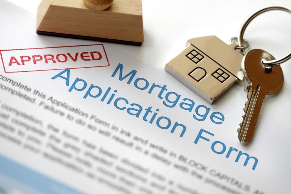 mortgage application loan approved
