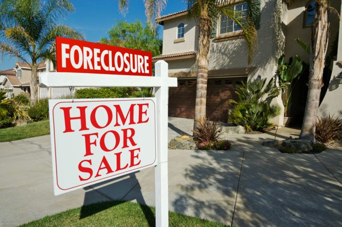 Home for sale in Florida that was foreclosed