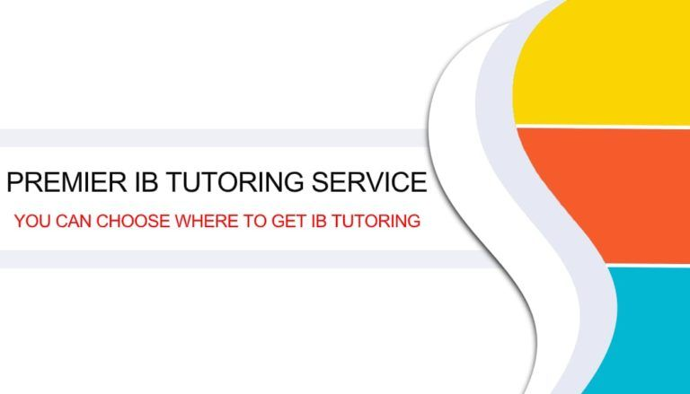 JOIN HACK YOUR COURSE FOR IB TUTORING SERVICE IN GREATER AND WEST VANCOUVER. CHEMISTRY, PHYSICS & MATH SL & HL