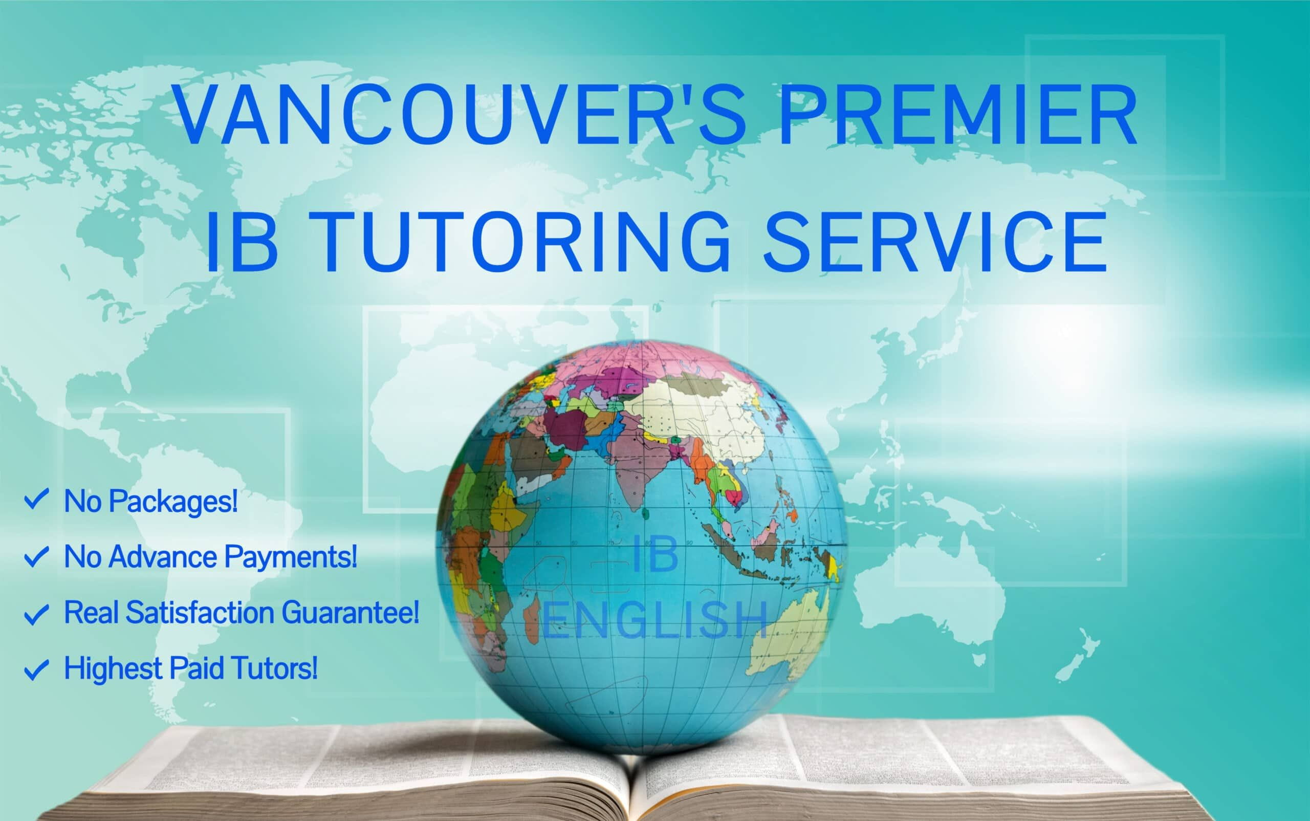 IB ENGLISH TUTORING SERVICE IN VANCOUVER WITH HACK YOUR COURSE