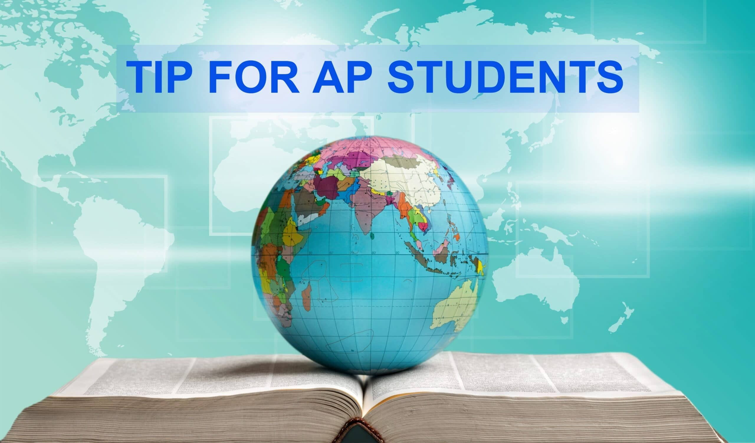 TIPS FOR AP STUDENTS WITH HACK YOUR COURSE AP AND IB TUTORING SERVICE