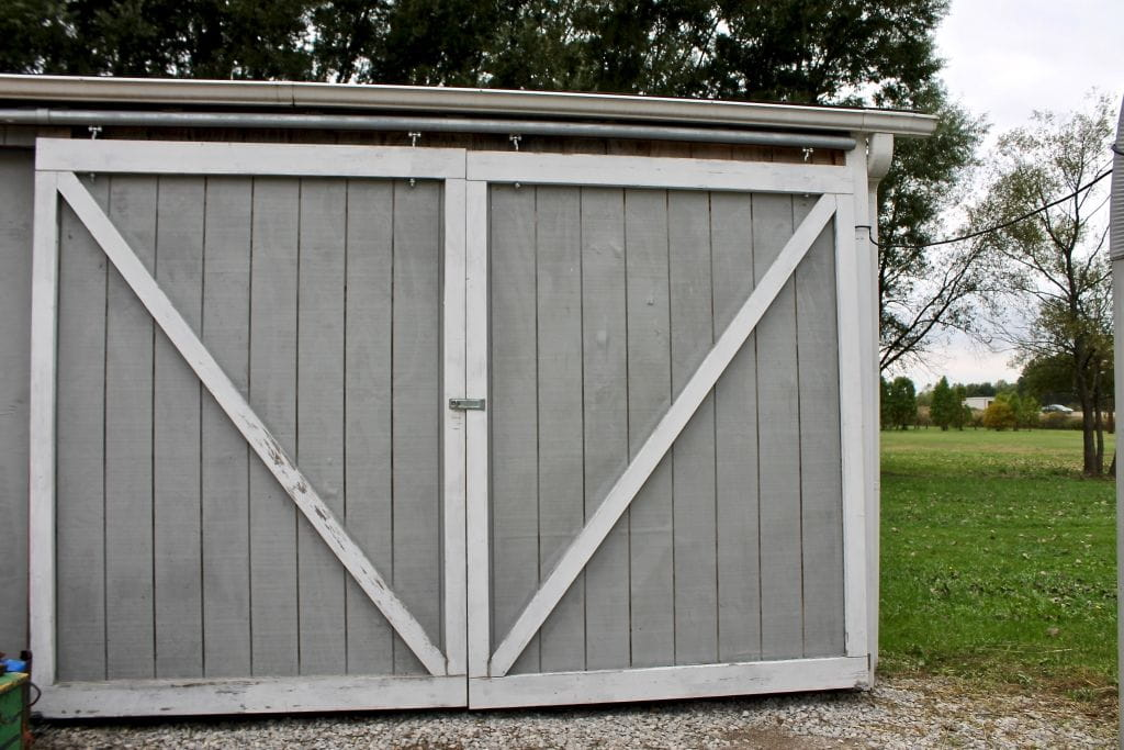 shed project after