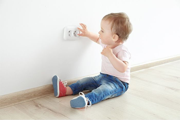 Kids Electrical Safety