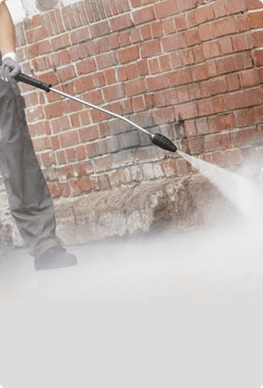 property maintenance pressure washing