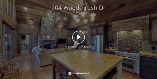 Blue Ridge GA Matterport tour