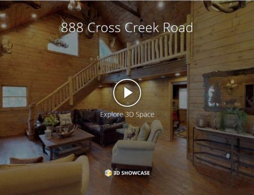 888 Cross Creek Rd., Mineral Bluff GA Matterport 3D Virtual Tour