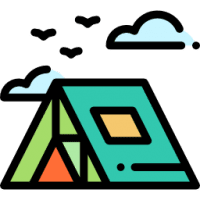Tent - Base support icon