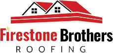 Firestone Brothers roofing graphic logo
