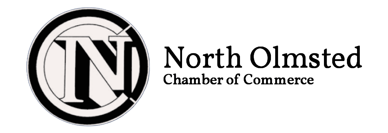 North Olmsted chamber of commerce - graphic logo