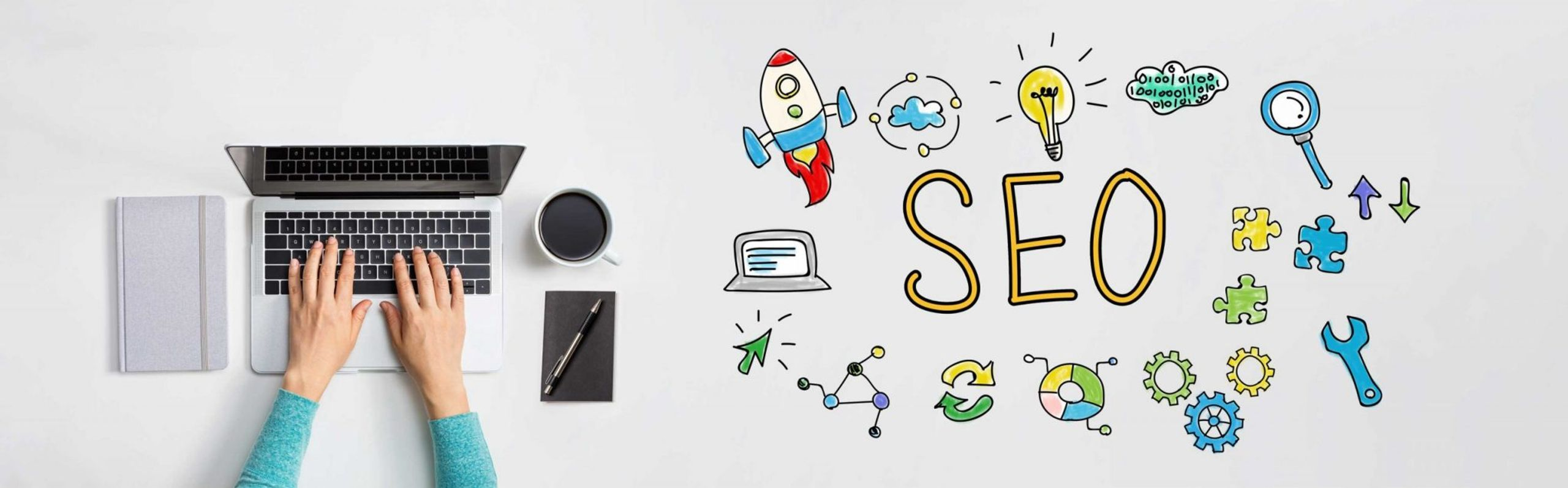 SEO Search engine optimization for website