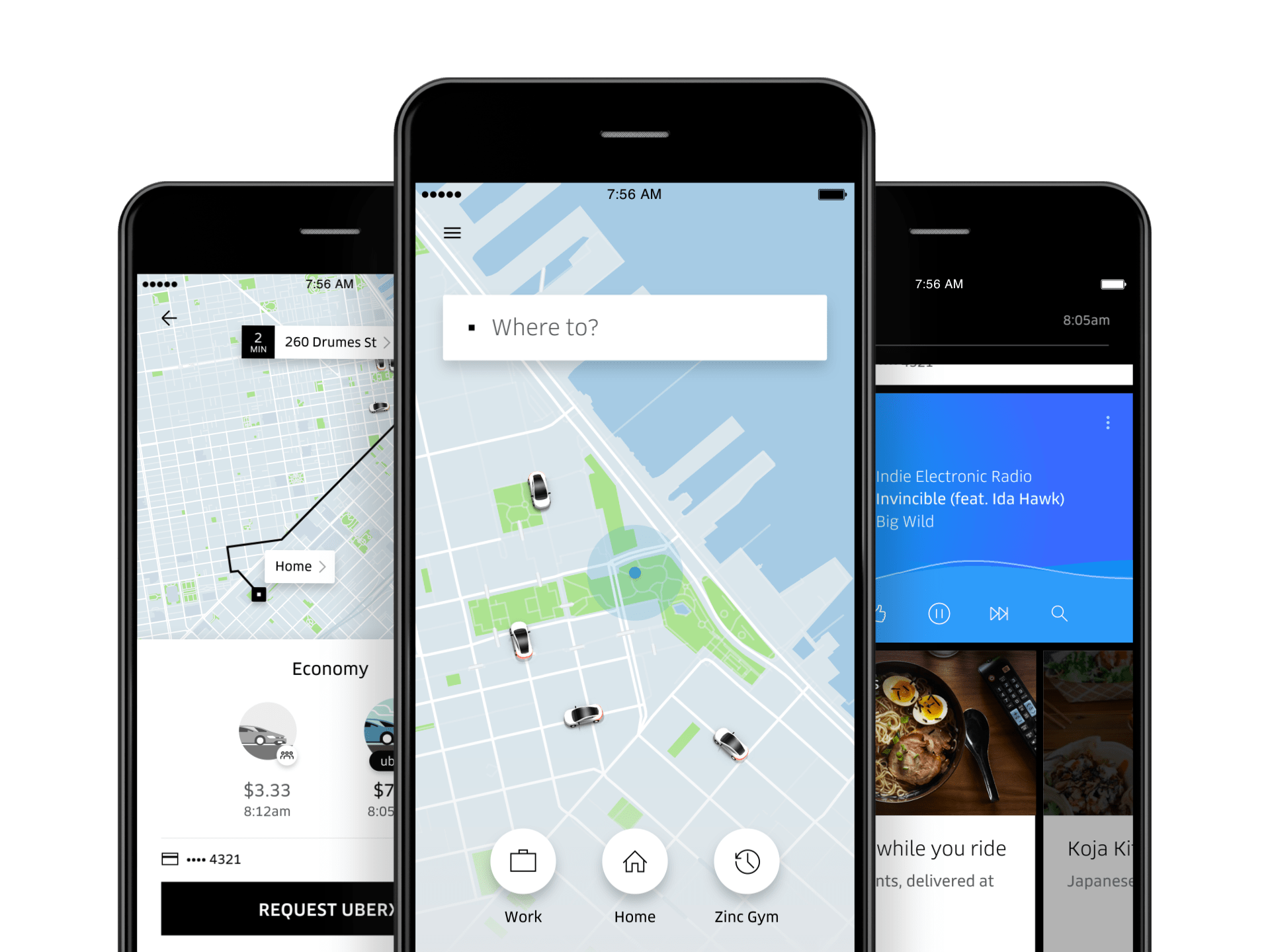 Build Your Own UBER App Clone
