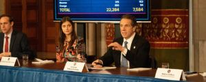 Governor Cuomo Signs Executive Order Mandating Businesses That Require In-Office Personnel to Decrease In-Office Workforce by 75 Percent
