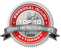 2020 A&P Personal Injury Badge