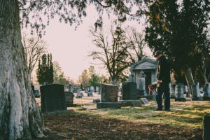 man who wants to file a wrongful death claim with a wrongful death lawyer in New York