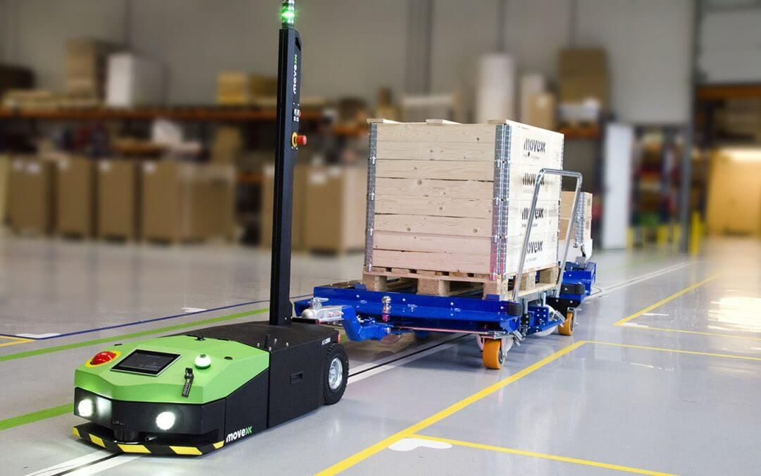 9 Ways Automated Guided Vehicles Make Goods Transportation Efficient.