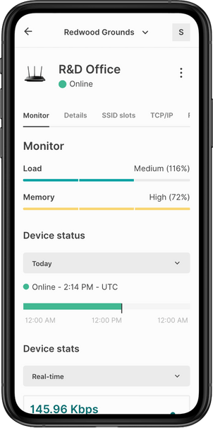 OS Device Monitor