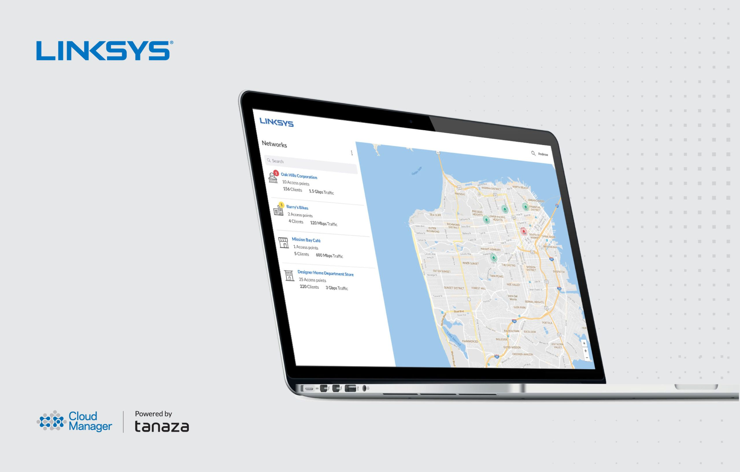 Tanaza presents its newest software releases at Web Summit