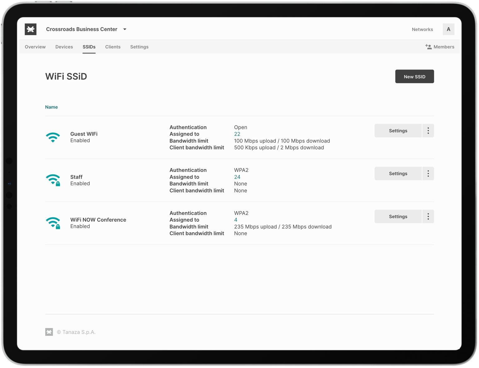 Monitor WiFi Networks from the Cloud - WiFi Cloud Management
