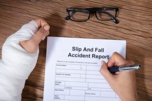 The Slip And Fall Injury Report