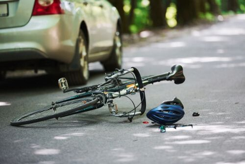 Bicycle accident in Florida