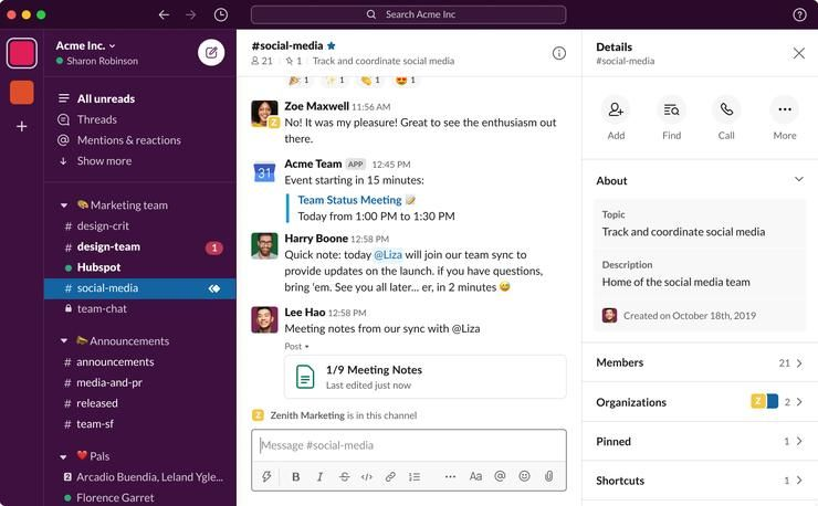Slack targets non-tech users with user interface design tweaks - ARN