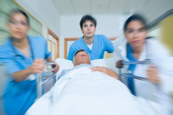 Don't rush through the process of pre-op