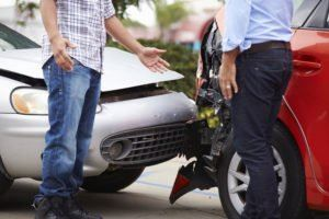 Long Island Car Accident Attorney advise tnever leaving the scene of a car accident