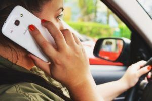 Long Island Distracted Driving Accident Lawyer