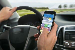 Our motor vehicle accident lawyers report that mobile use while driving leads to government social media shaming.