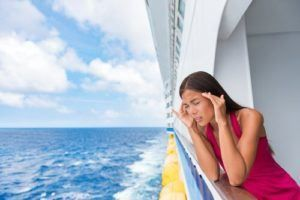 Injuries aboard a Cruise Ship
