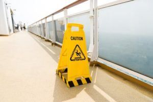 Slip and Fall on a Cruise Ship