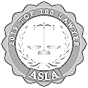 ASLA 2019 Top 100 Lawyer
