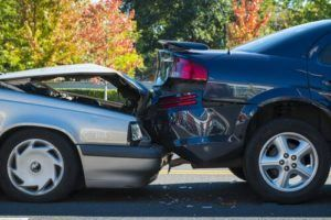 Auto accident where the injury victim will need to contact an automobile accident attorney on Long Island