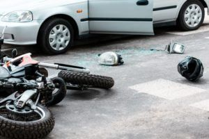 motorcycle accident aftermath