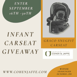 car seat giveaway long island car accident attorney