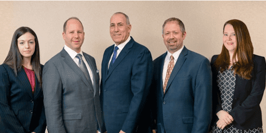 Personal Injury team at Cohen and Jaffe