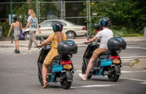 Revel's Moped Services Relaunched in NYC Following Safety Changes