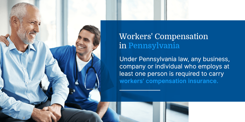 businesses required to have workers' comp insurance